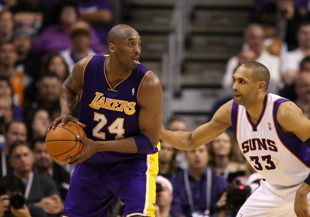 Grant Hill, who played against Kobe: