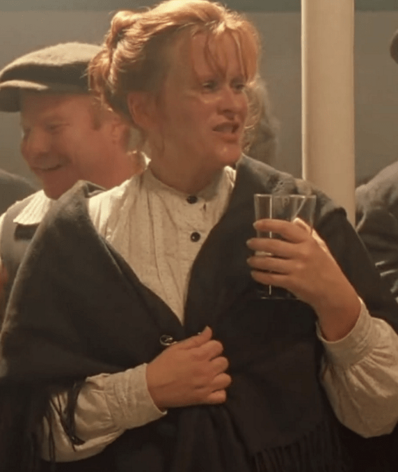 Third Class Irish Woman
