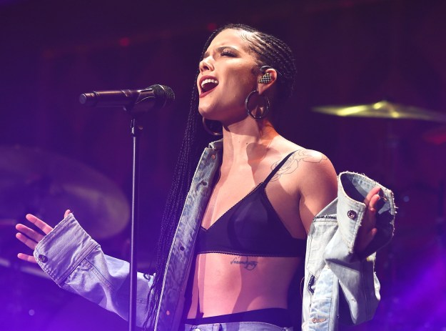 To support the album, Halsey embarked on a massive tour in September, traveling everywhere from Brooklyn to Australia. She's expected to conclude her tour in April 2018.