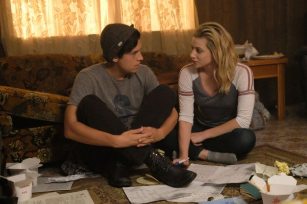Maybe Jughead and Betty made you believe in love again on Riverdale.