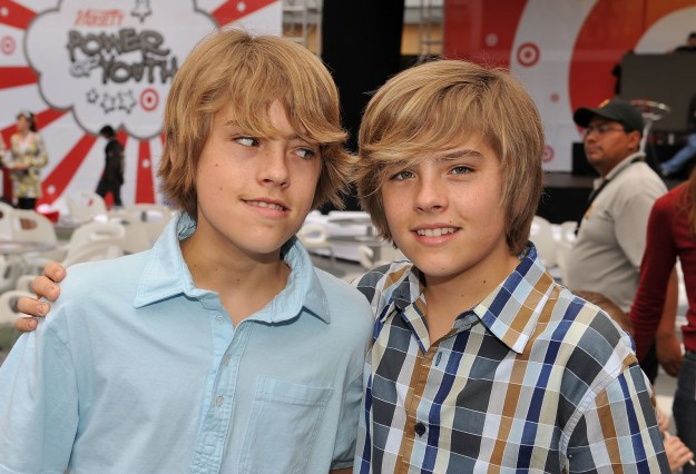 For those who don't know, Dylan and Cole quit the show after Disney refused to give them the creative control they wanted.