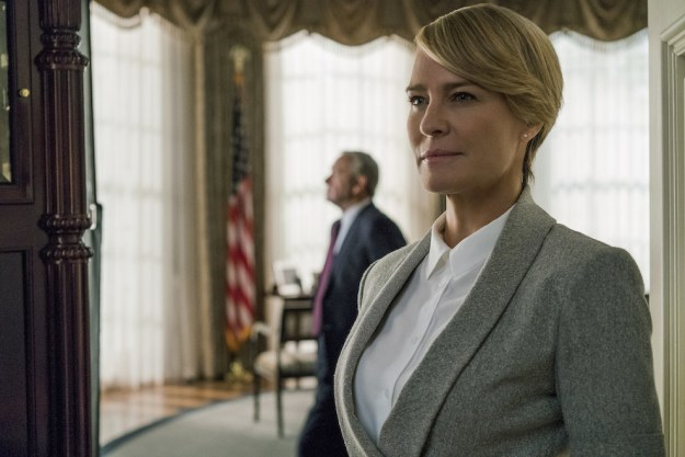 Variety reported that the sixth and final season of House of Cards will star Robin Wright and feature eight episodes.