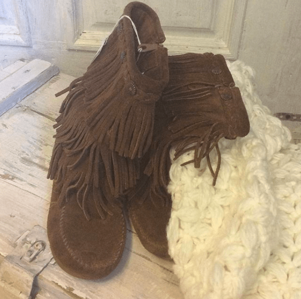 How much do you miss your fringe boots?