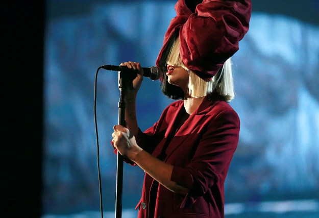 This resulted in Sia stepping absent from the limelight and donning her now iconic oversized wig.