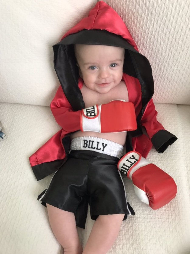 Jimmy Kimmel and Molly McNearney's son Billy