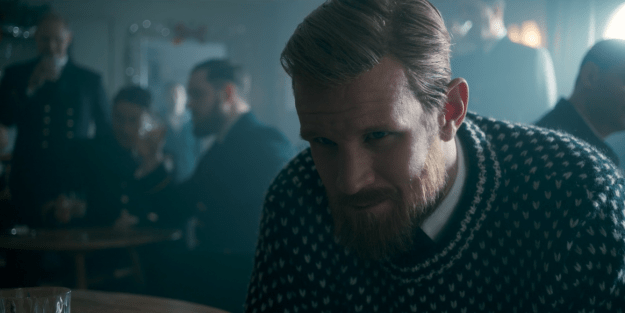 Until it is so long I start wondering to myself whether Matt Smith should actually keep a beard like this.