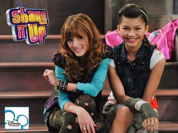 You probably know Bella Thorne. She starred in the Disney show Shake It Up alongside Zendaya in the early 2010s and she's recently acted in films like The Babysitter and The DUFF.