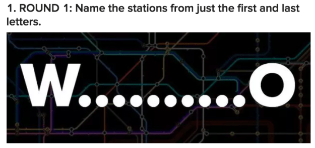 Prove You're A London Underground Expert, Score 17/20 On This Quiz
