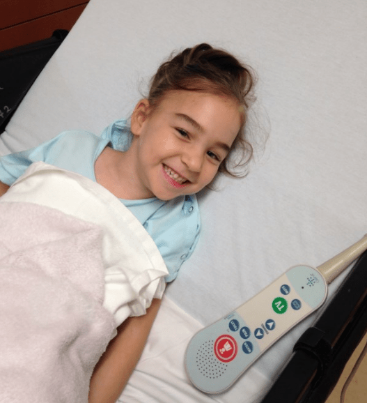 According to Rylee's You Caring fundraiser page, Bilateral Schizencephaly is a very rare developmental birth defect that causes abnormal clefts on both sides of the brain.