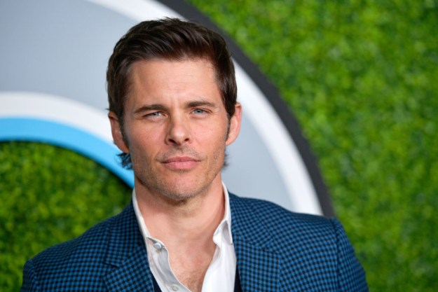 James Marsden is talented, funny, charming, and let's be real: super duper handsome.