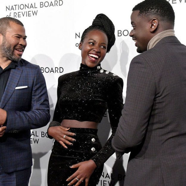 "So we're all familiar with mega actress Lupita Nyong'o, right? Just when we think she's done giving us life, she's all like, ""Oh ya'll thought I was finished??? Hahahaha cute!!!"""