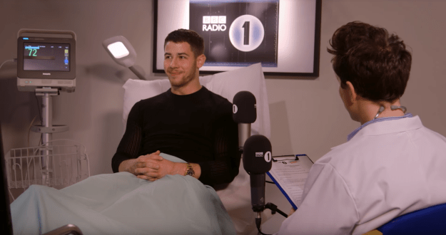 Anyway, it's been 10 years and everyone involved (except me, clearly) has moved on. BUT Nick Jonas recently took on Radio 1's Heart Rate Monitor, and spilled some serious tea about those simpler times (again, for me).