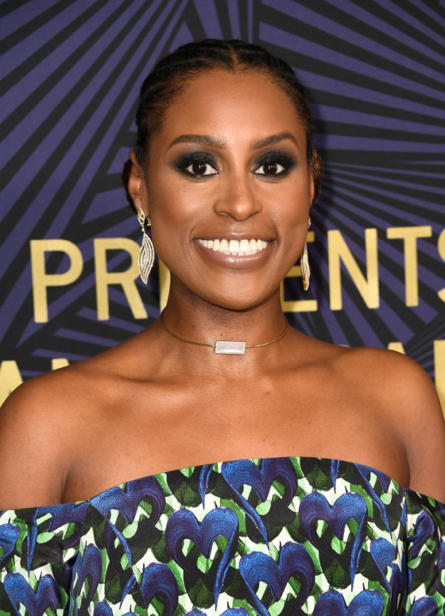 This is Issa Rae. You probably know her as the star and creator of the (very very great) show Insecure. Don't be rude, say hi!
