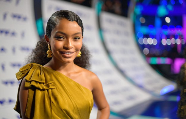 Yara Shahidi is, of course, the talented, intelligent, gorgeous star of grown-ish.