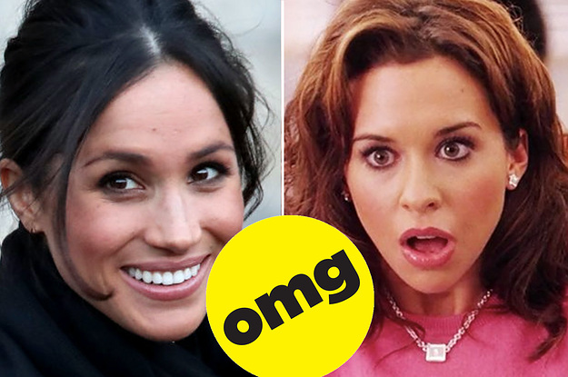 meghan markle is actually