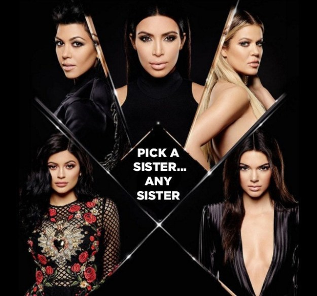 We'll Read Your Mind And Tell You Which Kardashian-Jenner Sister You're Thinking Of