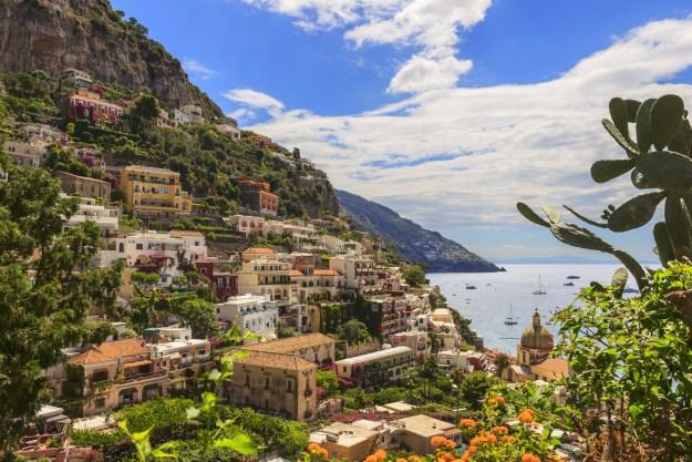 9. Die surreale Amalfi-Küste zwischen Neapel und Salerno:
