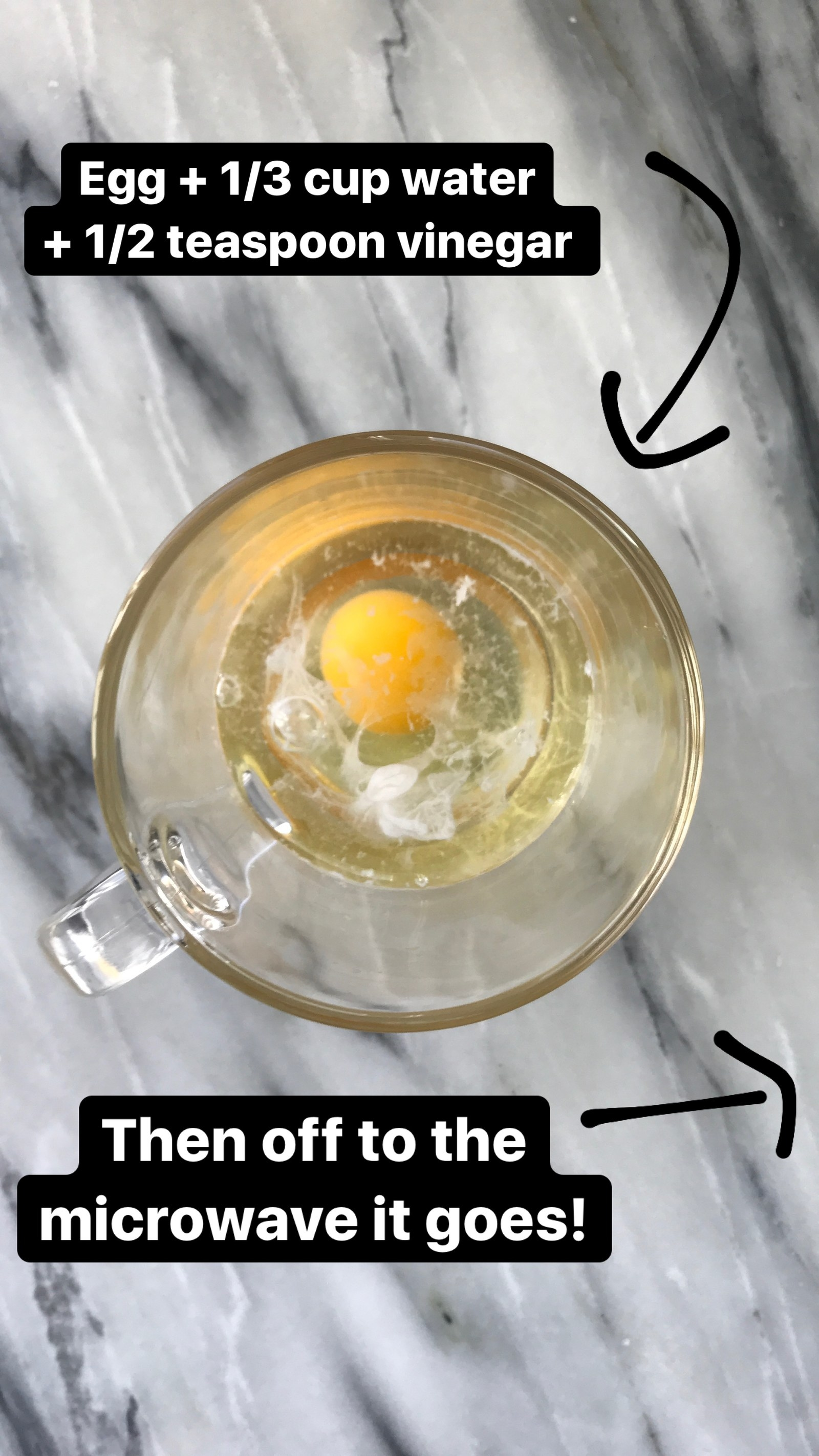 i tried 5 poached egg hacks to see