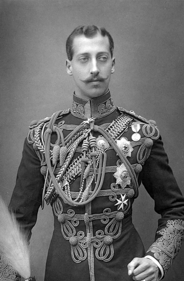 "The fifth suspect is Prince Albert Victor Christian Edward. The theory that he was the murderer is also known as the ""Royal Conspiracy."""