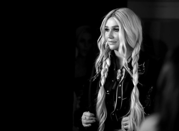 The case was dismissed, so she's still required to produce music with Sony — although she no longer works directly with Dr. Luke.