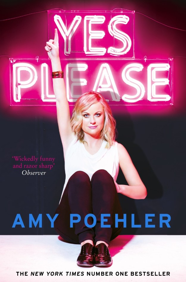 Yes Please! by Amy Poehler
