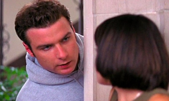 Liev Schreiber played Cotton Weary, a man framed for murder in Scream in 1996.