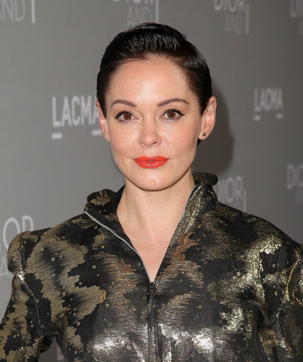 """Rose McGowan's courage in addressing sexual abuse and harassment in Hollywood ignited a conversation and inspired other women to speak out against their abusers,"" Amy Introcaso-Davis, the executive vice president of development and production at E!, said in a statement to Variety."