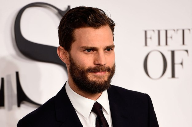 And who else could make knees go weak like Jamie Dornan, who ended up being cast as possibly the most famous BDSM practitioner, Christian Grey.
