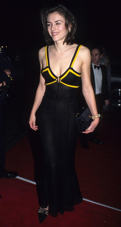 Elizabeth Hurley — 1995