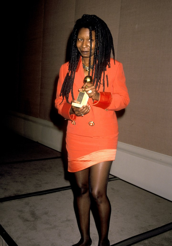 Whoopi Goldberg — 1991