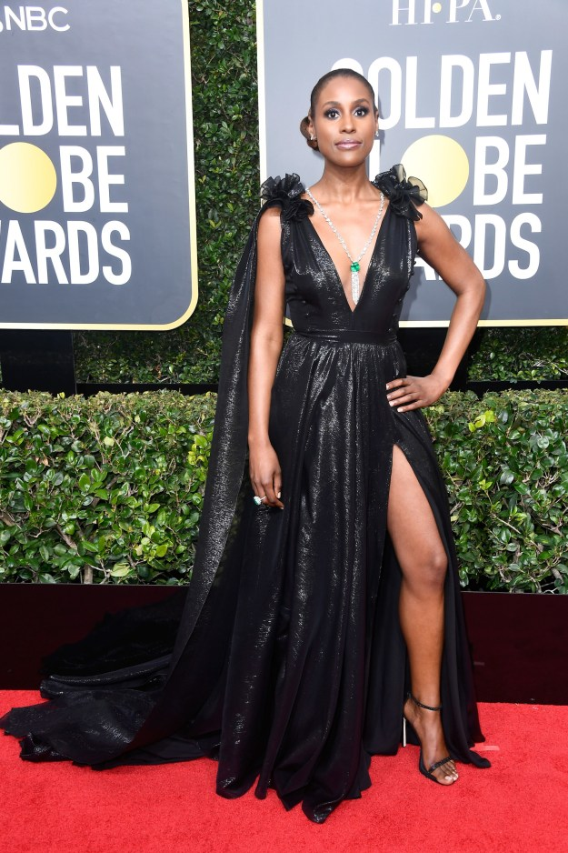 Who's dresses can you get your hands on? Well Issa Rae's Prabal Gurung for one.