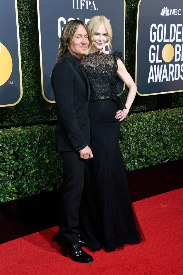 How about Nicole Kidman's Givenchy gown? Keith Urban not included.