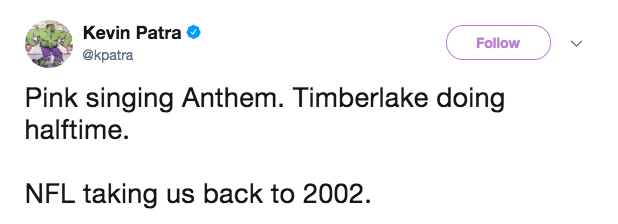 The Super Bowl LII performance lineup is definitely bringing back some old memories.
