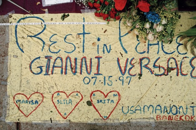 ...alongside farewell messages.