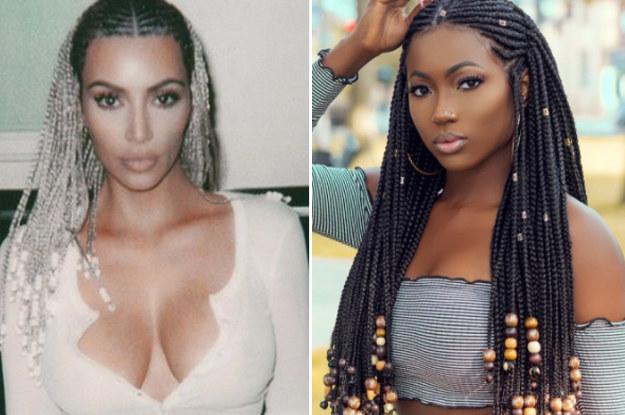 21 Stunning Photos Of The Fulani Braids Blac Chynas Exs