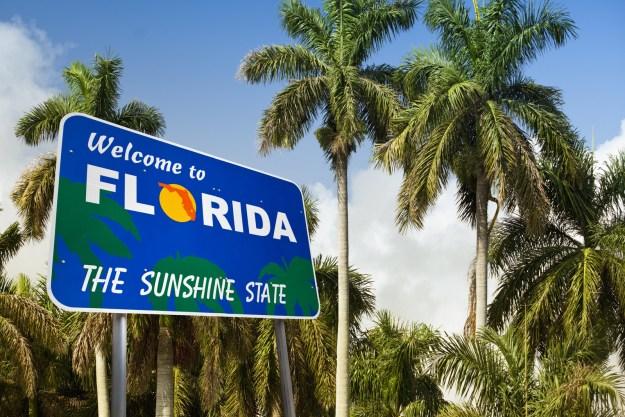 """Florida: """"green"""""""