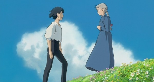 Sophie and Howl from Howl's Moving Castle by Diane Wynne Jones