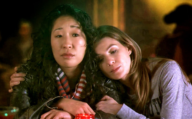 """Perhaps your twenties were the perfect time to watch Cristina and Meredith go through their """"dark and twisty"""" moments on Grey's Anatomy."""