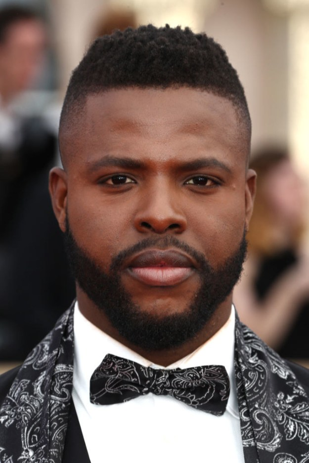 I could talk about them forever but today we need to chat about a certain Jabari. A man who will no doubt one day become my husband: Winston Duke.