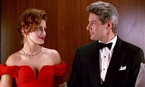 Richard Gere's middle name is Tiffany.