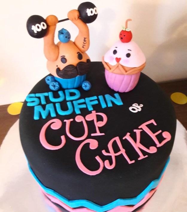 Stud Muffin or Cupcake