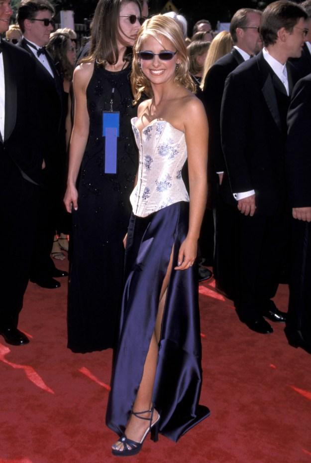 Sarah Michelle Gellar at the Emmys: