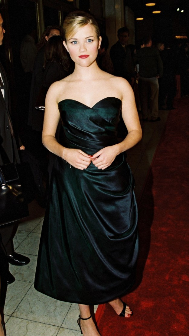 Reese Witherspoon at the Pleasantville premiere: