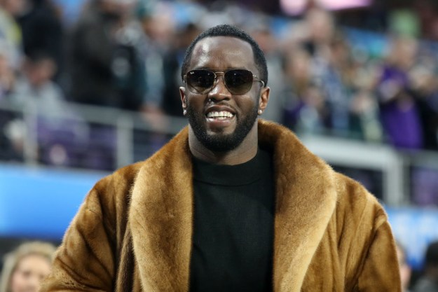 Diddy has gone through several names throughout his career, including Puff Daddy, P.Diddy, Puffy, and more.