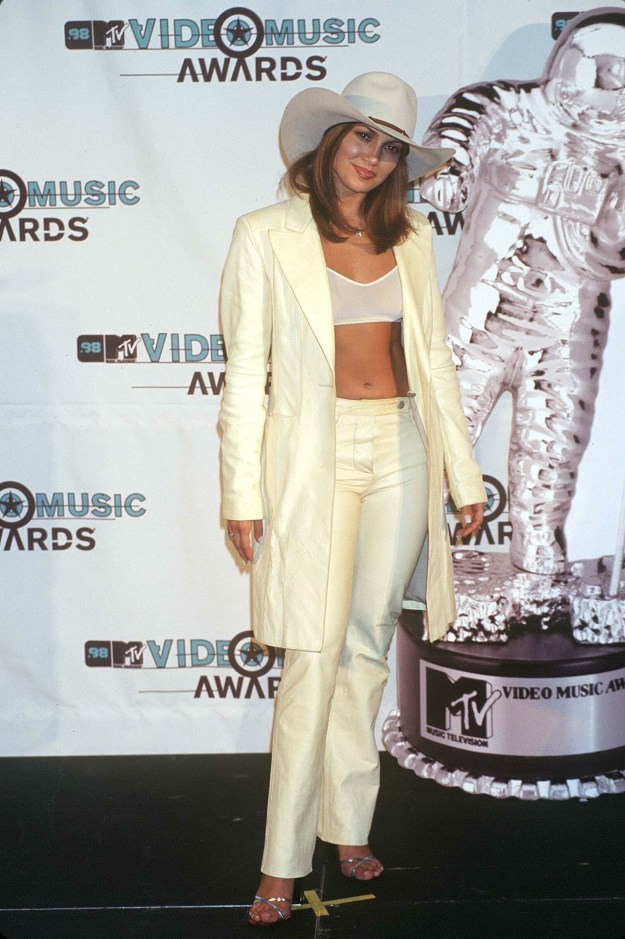 Jennifer Lopez at the MTV VMAs: