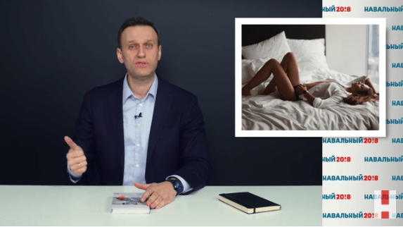 Earlier this month, Russian opposition leader Alexei Navalny posted a video investigation that used the Instagram posts of a woman with the handle Nastya Rybka to build a corruption investigation involving one of Russia's wealthiest men and a powerful government official.