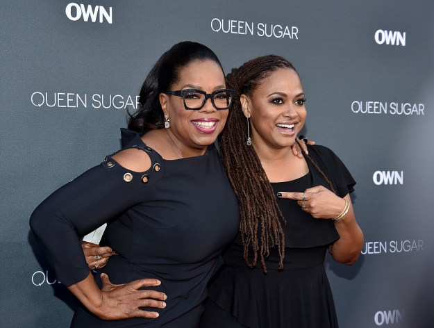 """""""It's gonna sound like a name drop, but she's just a good friend of mine,"""" said Ava. """"Sorry, it's Oprah."""""""