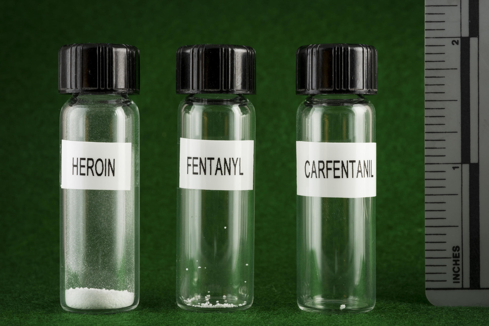 Five Years Ago Fentanyl Was An Obscure Hospital Drug