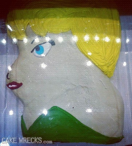 If you're like me and you spend a lot of time on the internet, you know the glorious world of cake fails.