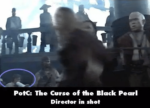 Pirates of the Caribbean: The Curse of the Black Pearl has the most mistakes of any movie since 2000.